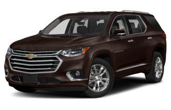 2019 Chevrolet Traverse - Havana Brown Metallic