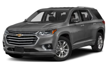 2021 Chevrolet Traverse - Satin Steel Metallic