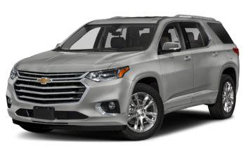 2021 Chevrolet Traverse - Silver Ice Metallic