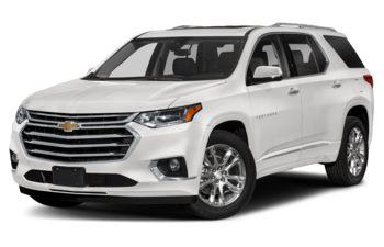 2021 Chevrolet Traverse - Summit White