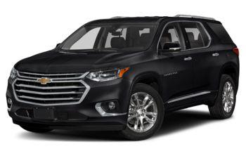 2021 Chevrolet Traverse - Mosaic Black Metallic