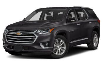 2018 Chevrolet Traverse - Mosaic Black Metallic