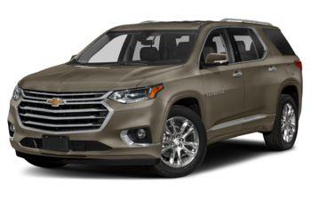 2018 Chevrolet Traverse - Graphite Metallic