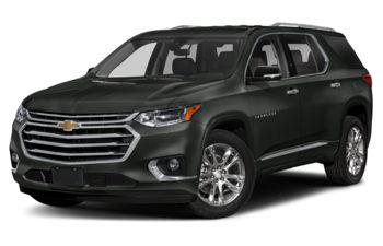 2021 Chevrolet Traverse - Graphite Metallic