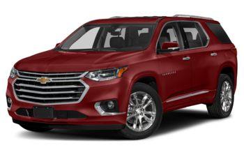 2021 Chevrolet Traverse - Cajun Red Tintcoat
