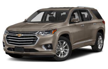 2020 Chevrolet Traverse - Stone Grey Metallic