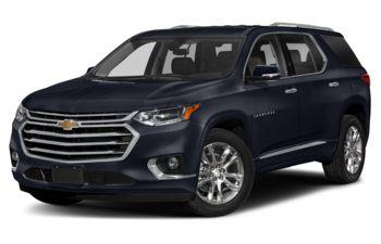 2020 Chevrolet Traverse - Dark Moon Blue Metallic