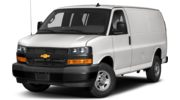2018 Chevrolet Express 2500