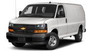 2021 Chevrolet Express 2500