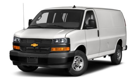 2021 Chevrolet Express 3500 Work Van