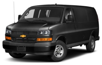 2021 Chevrolet Express 3500 - Black