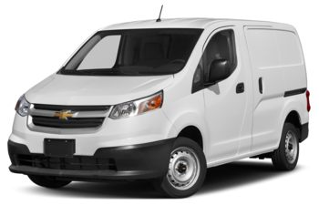2018 Chevrolet City Express - Designer White