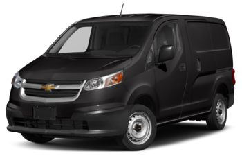 2018 Chevrolet City Express - Black Pipe