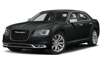 2019 Chrysler 300 - Maximum Steel Metallic
