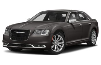 2019 Chrysler 300 - Granite Crystal Metallic