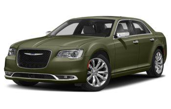 2018 Chrysler 300 - Green Metallic