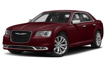 2019 Chrysler 300 - Velvet Red Pearl