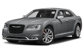 2018 Chrysler 300 - Billet Metallic