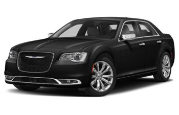 2019 Chrysler 300 - Gloss Black