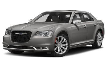 2019 Chrysler 300 - Silver Mist