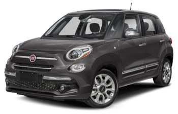 2019 Fiat 500L - Grigio Scuro (Grey Metallic)