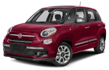 2020 Fiat 500L - Rosso (Red)