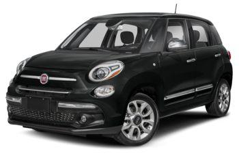 2019 Fiat 500L - Black