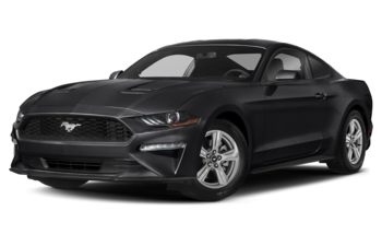 2021 Ford Mustang - Shadow Black