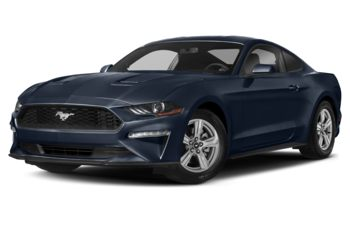 2019 Ford Mustang - Kona Blue Metallic