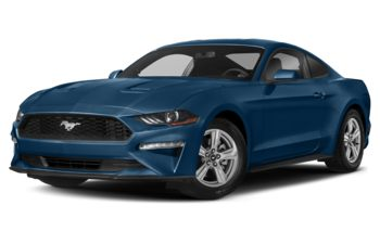 2018 Ford Mustang - Lightning Blue Metallic