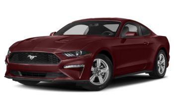 2018 Ford Mustang - Royal Crimson Metallic Tinted Clearcoat