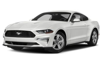 2020 Ford Mustang - Oxford White