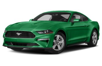 2019 Ford Mustang - Need for Green