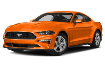 2021 Ford Mustang - Twister Orange Tri-Coat