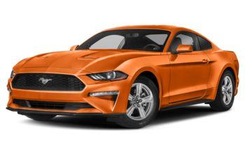 2020 Ford Mustang - Twister Orange Tri-Coat