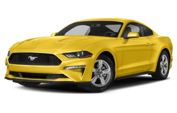 2021 Ford Mustang - Grabber Yellow