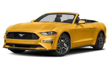 2018 Ford Mustang - Triple Yellow Tri-Coat