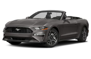 2018 Ford Mustang - Magnetic Metallic