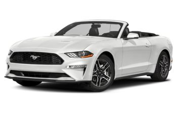 2019 Ford Mustang - Oxford White