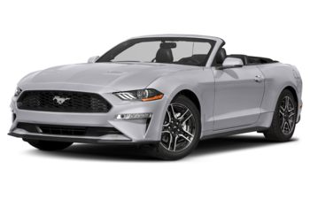 2020 Ford Mustang - Iconic Silver Metallic