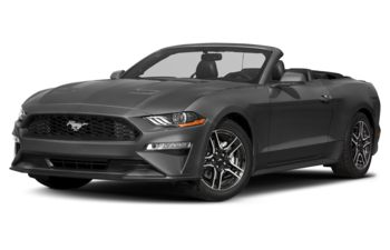 2021 Ford Mustang - Carbonized Grey Metallic
