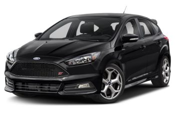 2018 Ford Focus ST - Shadow Black