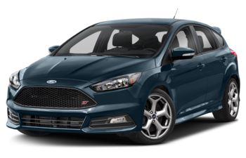 2018 Ford Focus ST - Blue Metallic