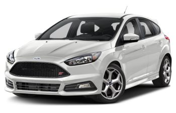 2018 Ford Focus ST - Oxford White