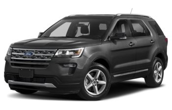 2018 Ford Explorer - Magnetic Metallic