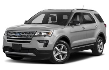 2018 Ford Explorer - Ingot Silver Metallic