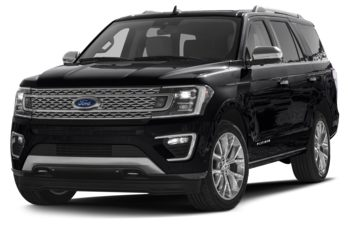 2018 Ford Expedition - Shadow Black