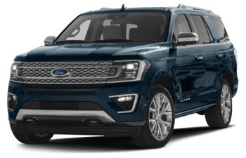 2018 Ford Expedition - Blue Metallic