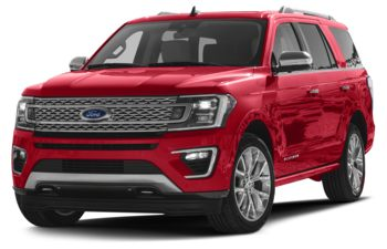 2018 Ford Expedition - Race Red