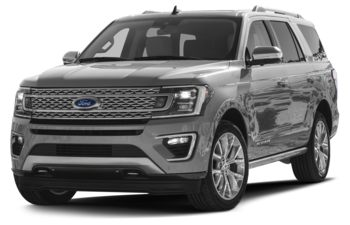 2018 Ford Expedition - Ingot Silver Metallic